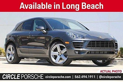 2018 Porsche Macan for sale 101004350