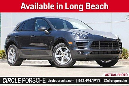 2018 Porsche Macan for sale 101029016