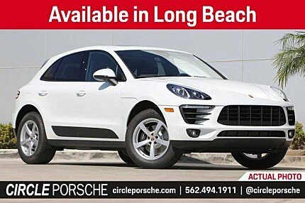 2018 Porsche Macan for sale 101032469