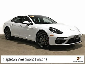 2018 Porsche Panamera Turbo for sale 100889919