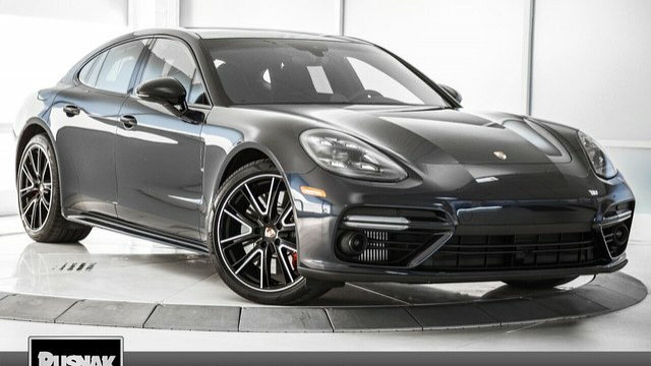 2018 Porsche Panamera Turbo for sale 100916758