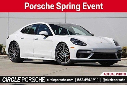 2018 Porsche Panamera Turbo for sale 100955503