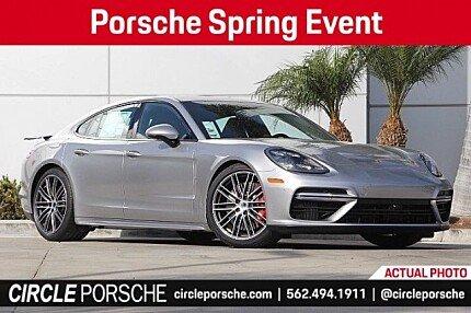 2018 Porsche Panamera Turbo for sale 100955518
