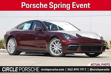 2018 Porsche Panamera for sale 100955524