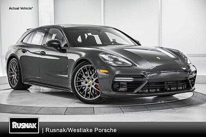 2018 Porsche Panamera Turbo Sport Turismo for sale 100968492