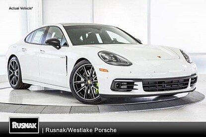2018 Porsche Panamera E-Hybrid for sale 100982372