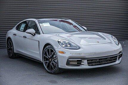 2018 Porsche Panamera for sale 101035759