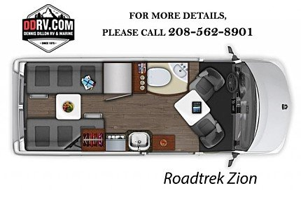 2018 Roadtrek Zion for sale 300146688