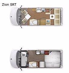 2018 Roadtrek Zion for sale 300155980