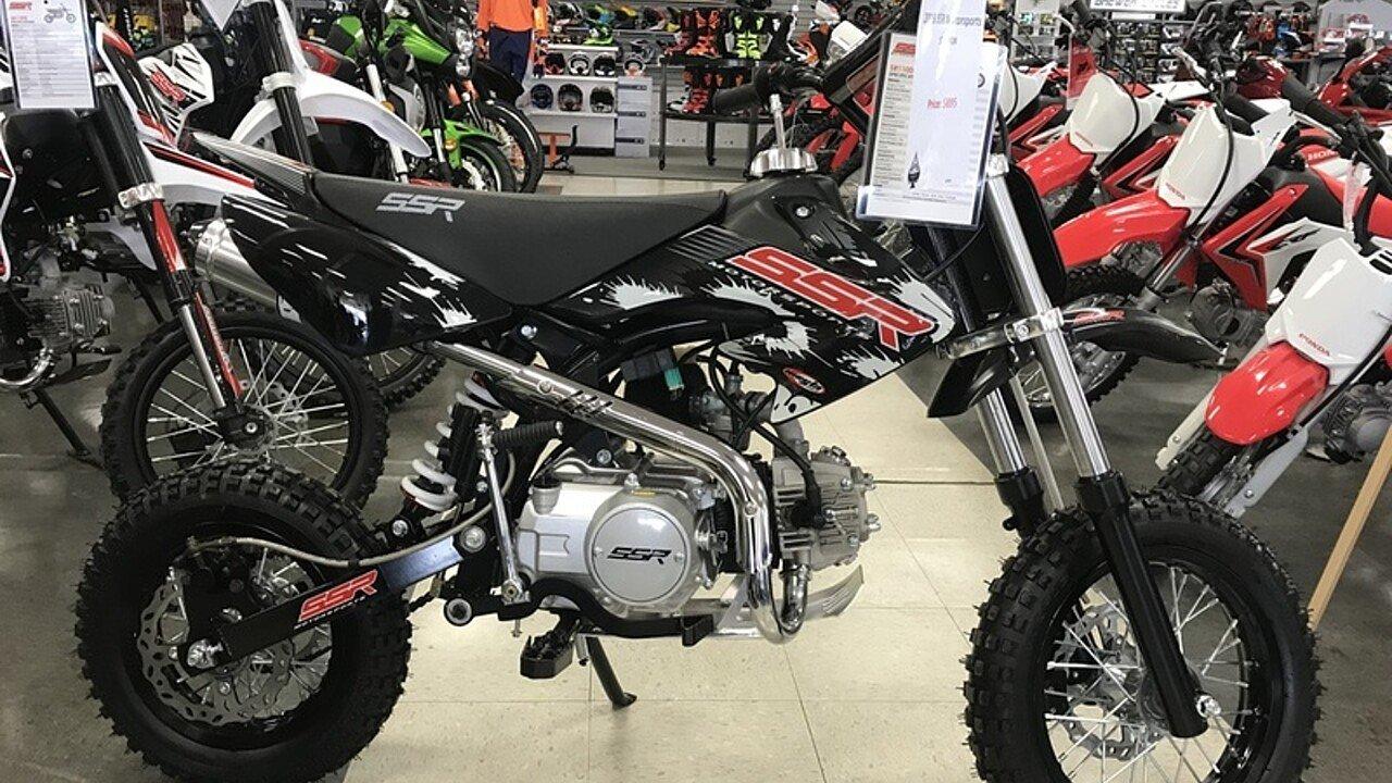 2018 SSR SR110 for sale 200581360