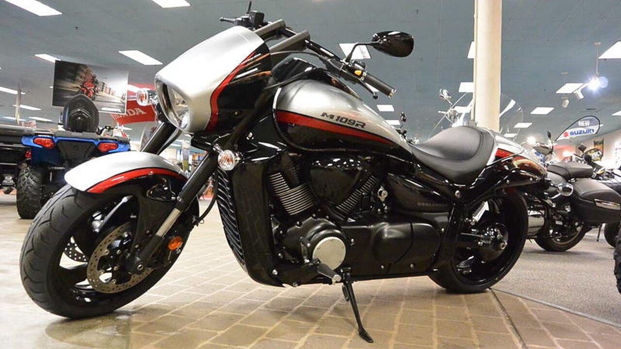 Ride Now Concord >> 2018 Suzuki Boulevard 1800 M109R B.O.S.S. for sale near Concord, North Carolina 28027 ...