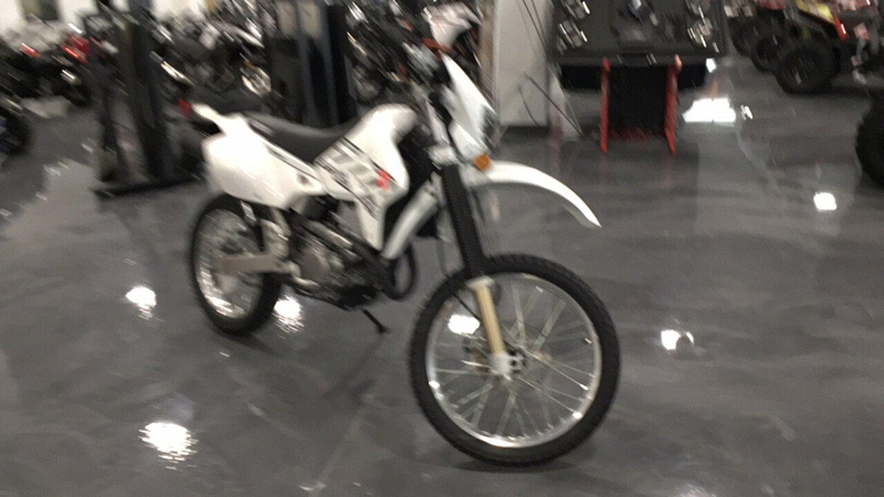2018 Suzuki DR-Z400 for sale 200527781