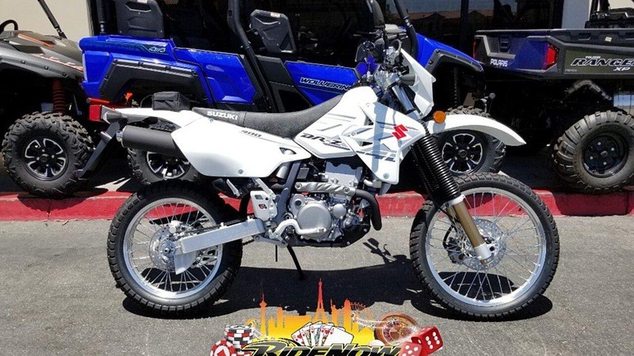 2018 Suzuki DR-Z400S for sale 200548069