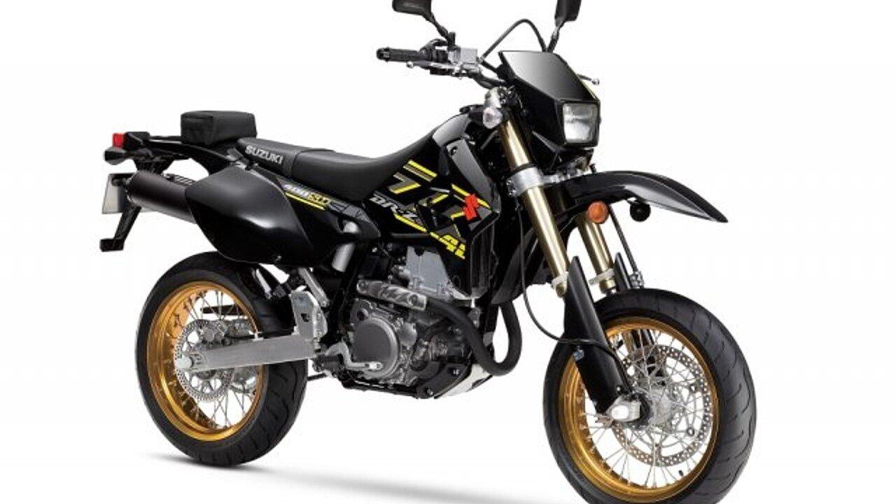 2018 Suzuki DR-Z400SM for sale 200495981