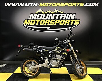 2018 Suzuki DR-Z400SM for sale 200560438