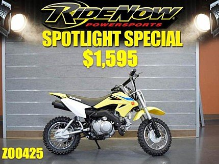 2018 Suzuki DR-Z70 for sale 200492492