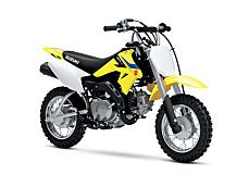 2018 Suzuki DR-Z70 for sale 200565040