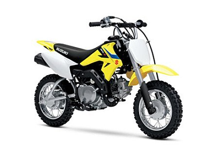 2018 Suzuki DR-Z70 for sale 200605548