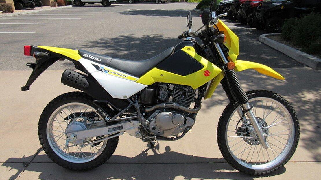 2018 Suzuki DR200S for sale 200598754