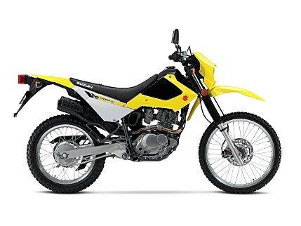 2018 Suzuki DR200S for sale 200565233