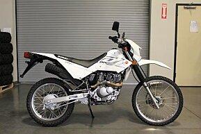 2018 Suzuki DR200S for sale 200567094