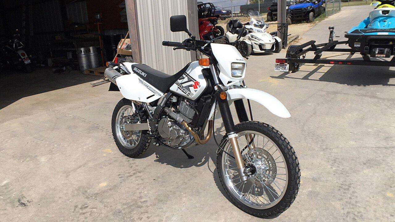2018 Suzuki DR650SE for sale 200488104