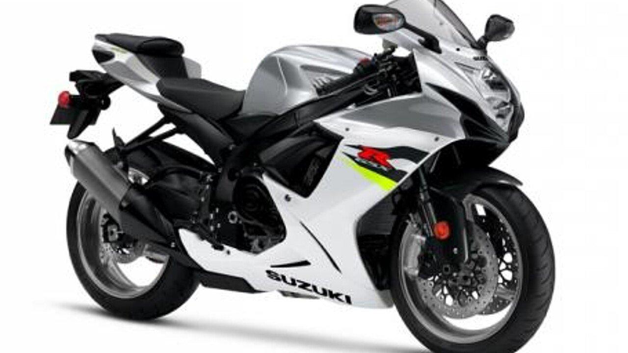 2018 Suzuki GSX-R600 for sale 200568731