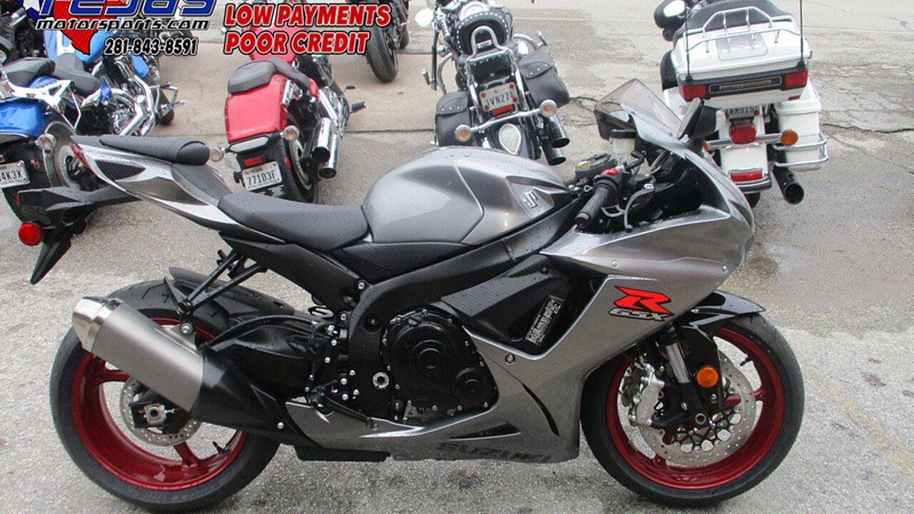 2018 Suzuki GSX-R600 for sale 200584470