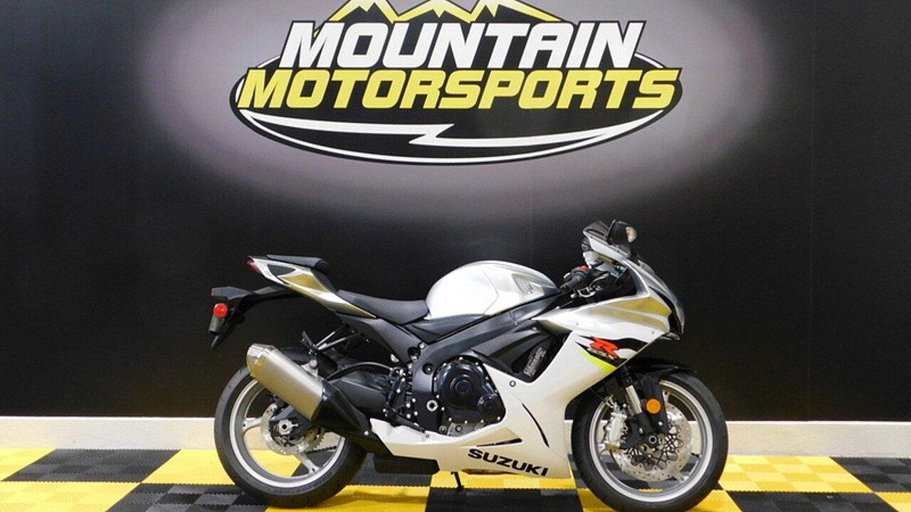 2018 Suzuki GSX-R600 for sale 200593749