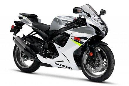 2018 Suzuki GSX-R600 for sale 200584283