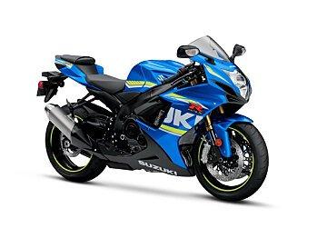 2018 Suzuki GSX-R750 for sale 200583450
