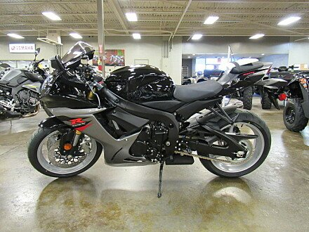 2018 Suzuki GSX-R750 for sale 200596033