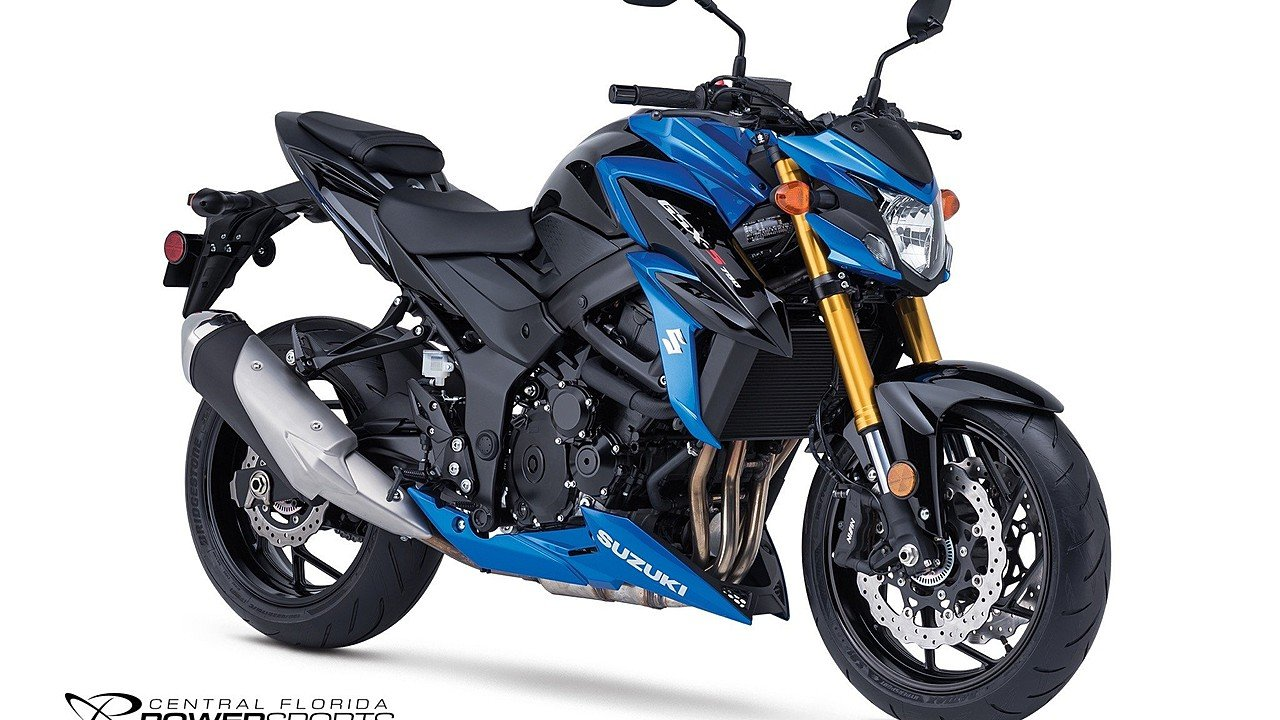 2018 Suzuki GSX-S750 for sale 200419404