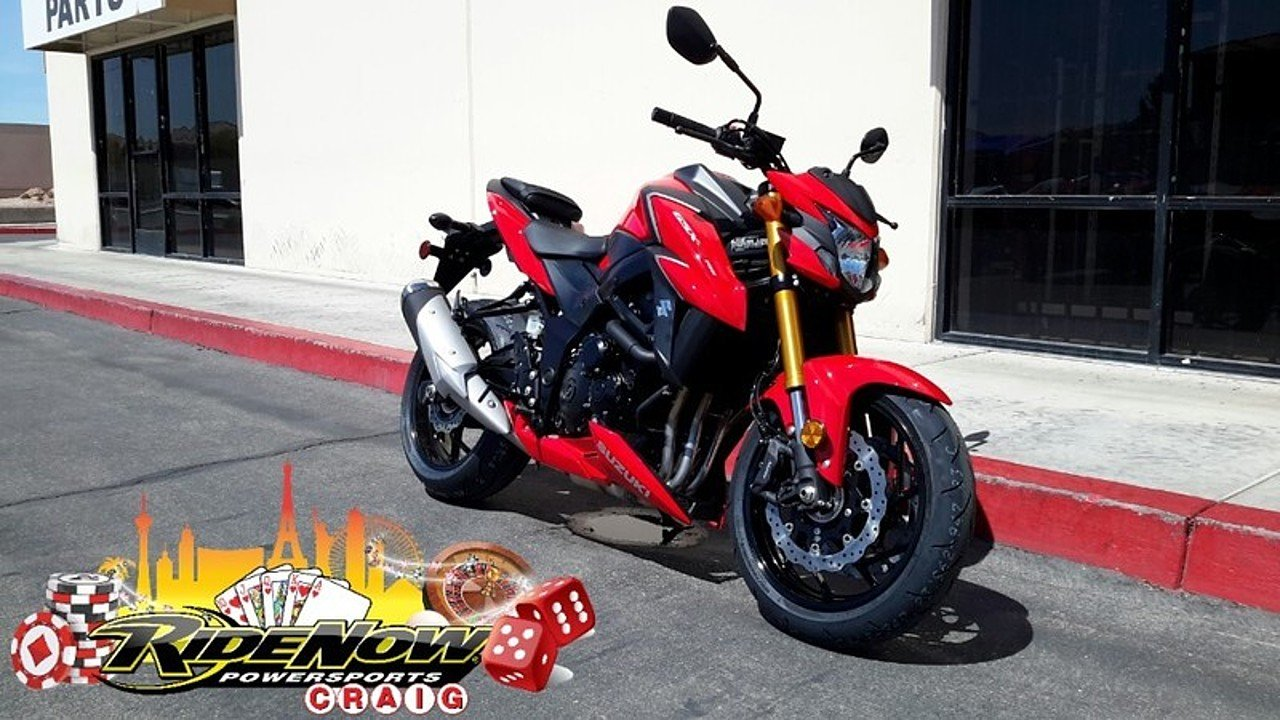 2018 Suzuki GSX-S750 for sale 200452360