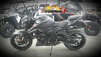 2018 Suzuki GSX-S750 for sale 200473092