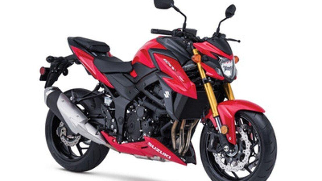 2018 Suzuki GSX-S750 for sale 200494526