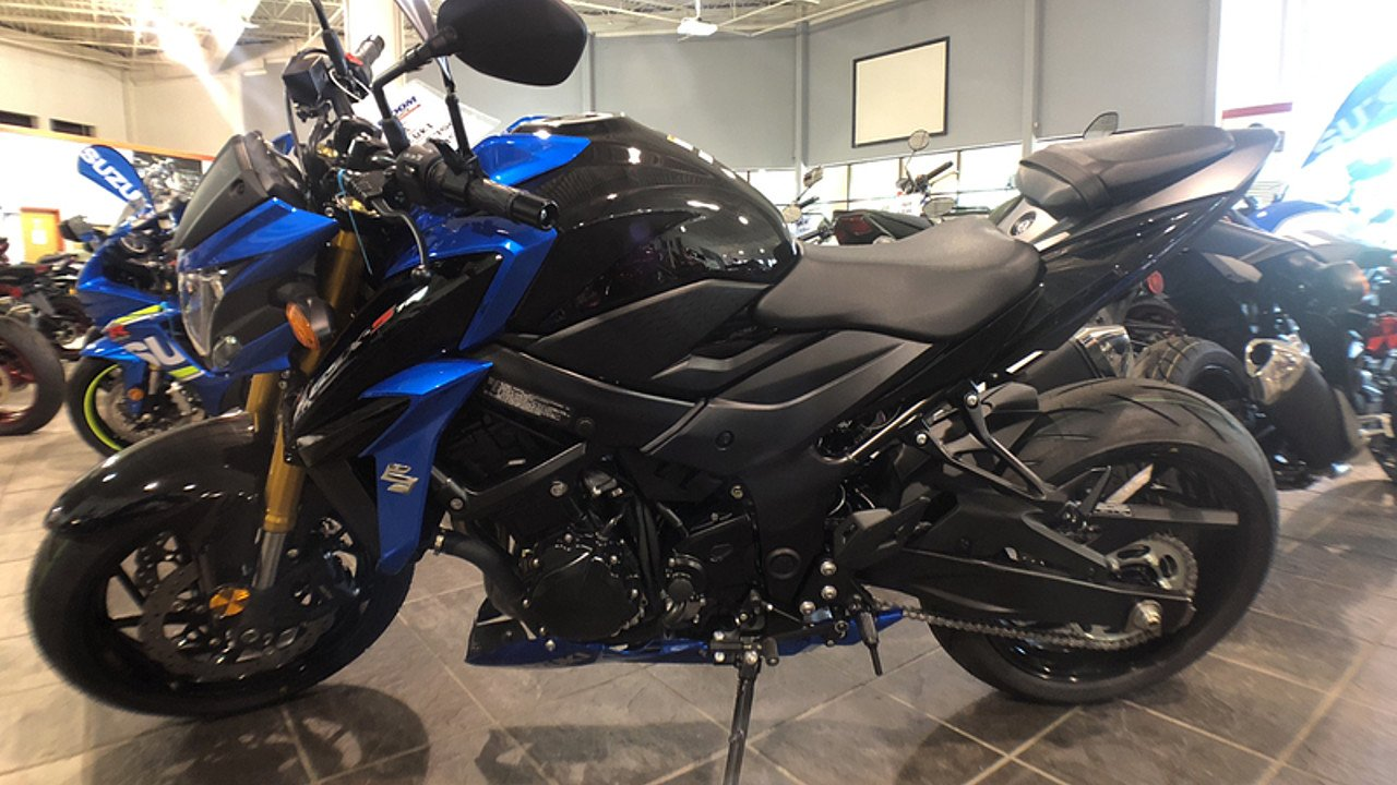 2018 Suzuki GSX-S750 for sale 200544315