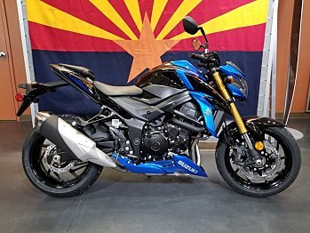 2018 Suzuki GSX-S750 for sale 200546509