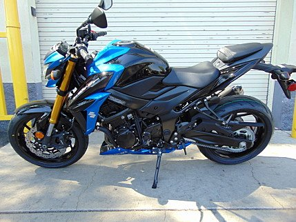 2018 Suzuki GSX-S750 for sale 200454029