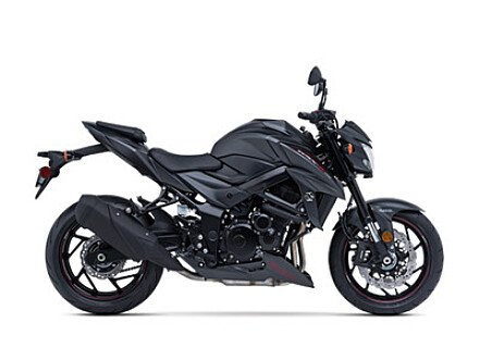 2018 Suzuki GSX-S750 for sale 200508830