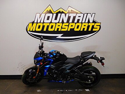 2018 Suzuki GSX-S750 for sale 200538489
