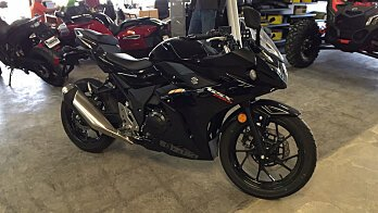 2018 Suzuki GSX250R for sale 200484365