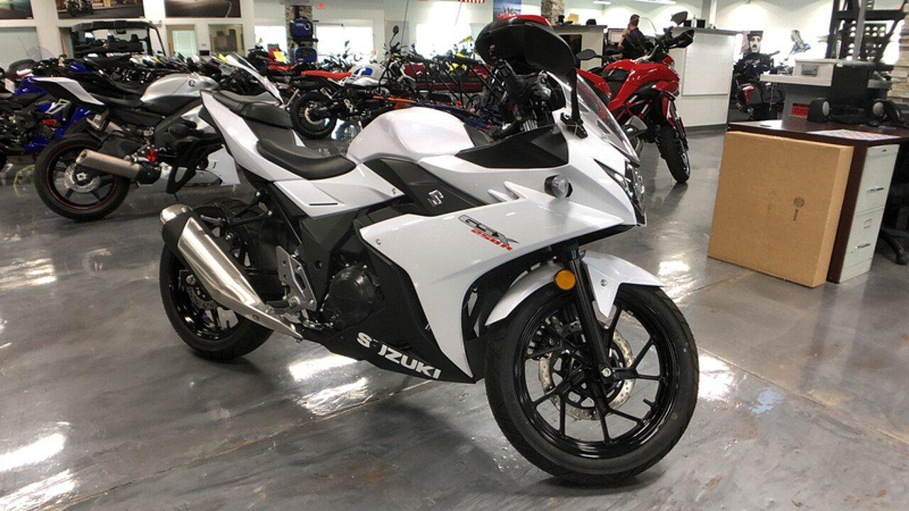 2018 Suzuki GSX250R for sale 200515412