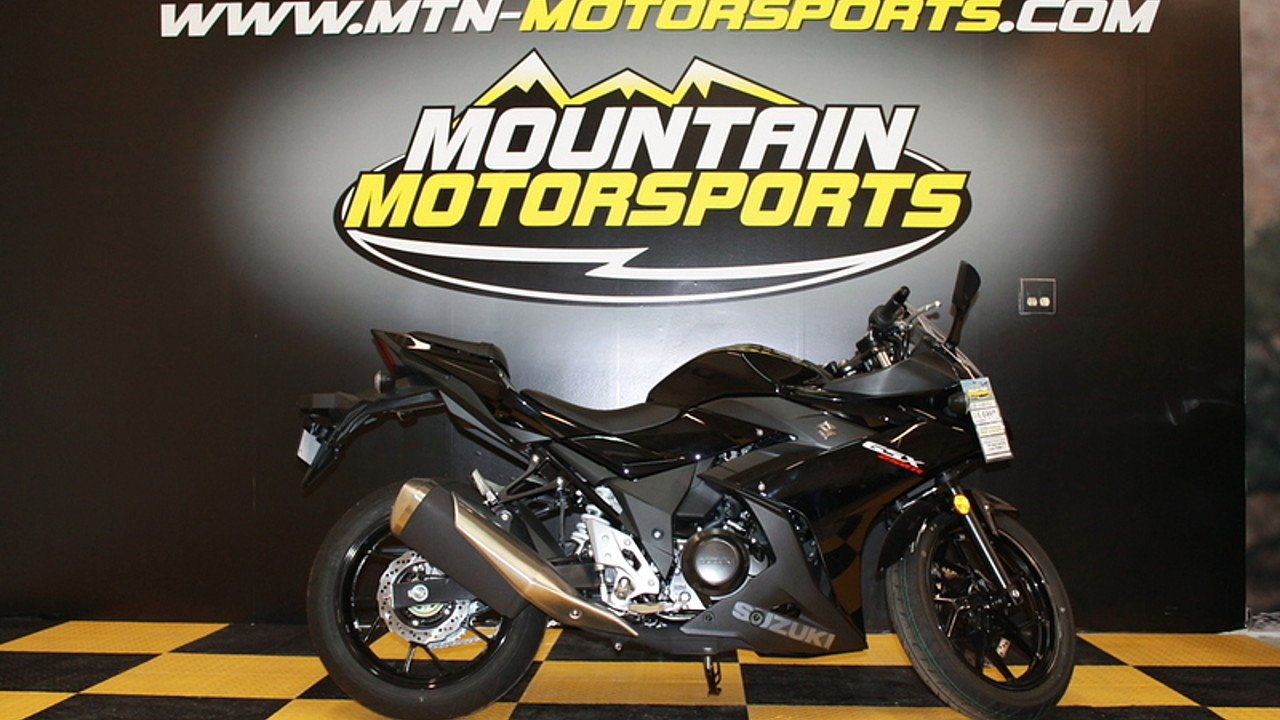 2018 Suzuki GSX250R for sale 200568554