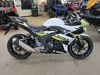 2018 Suzuki GSX250R for sale 200593918