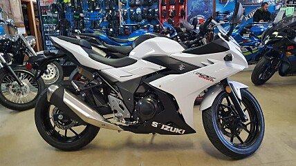 2018 Suzuki GSX250R for sale 200489966