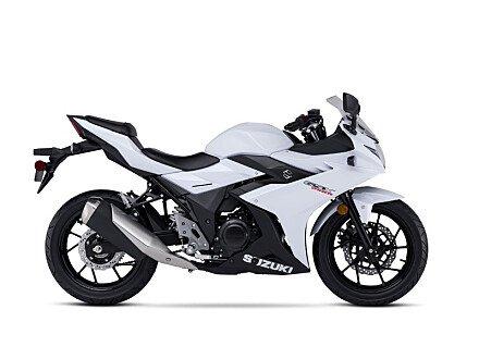 2018 Suzuki GSX250R for sale 200507364