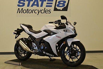 2018 Suzuki GSX250R for sale 200607873