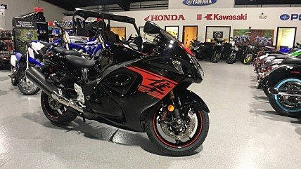 2018 Suzuki Hayabusa for sale 200517994