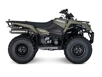 2018 Suzuki KingQuad 400 for sale 200495051